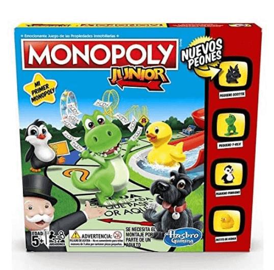 juegos de mesa niños 5 años